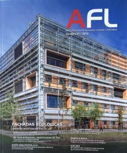 AFL Dirección General de Patrimonio del Estado. Envolvente cambiante.