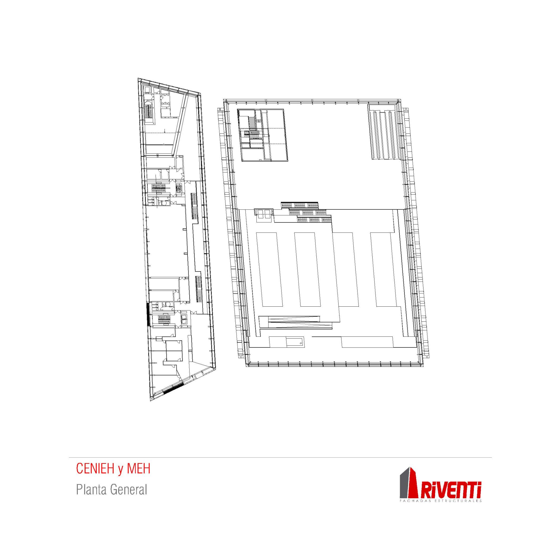 Fachada-CENIEH-sistema-modular-muro-cortina-burgos-riventi-planta