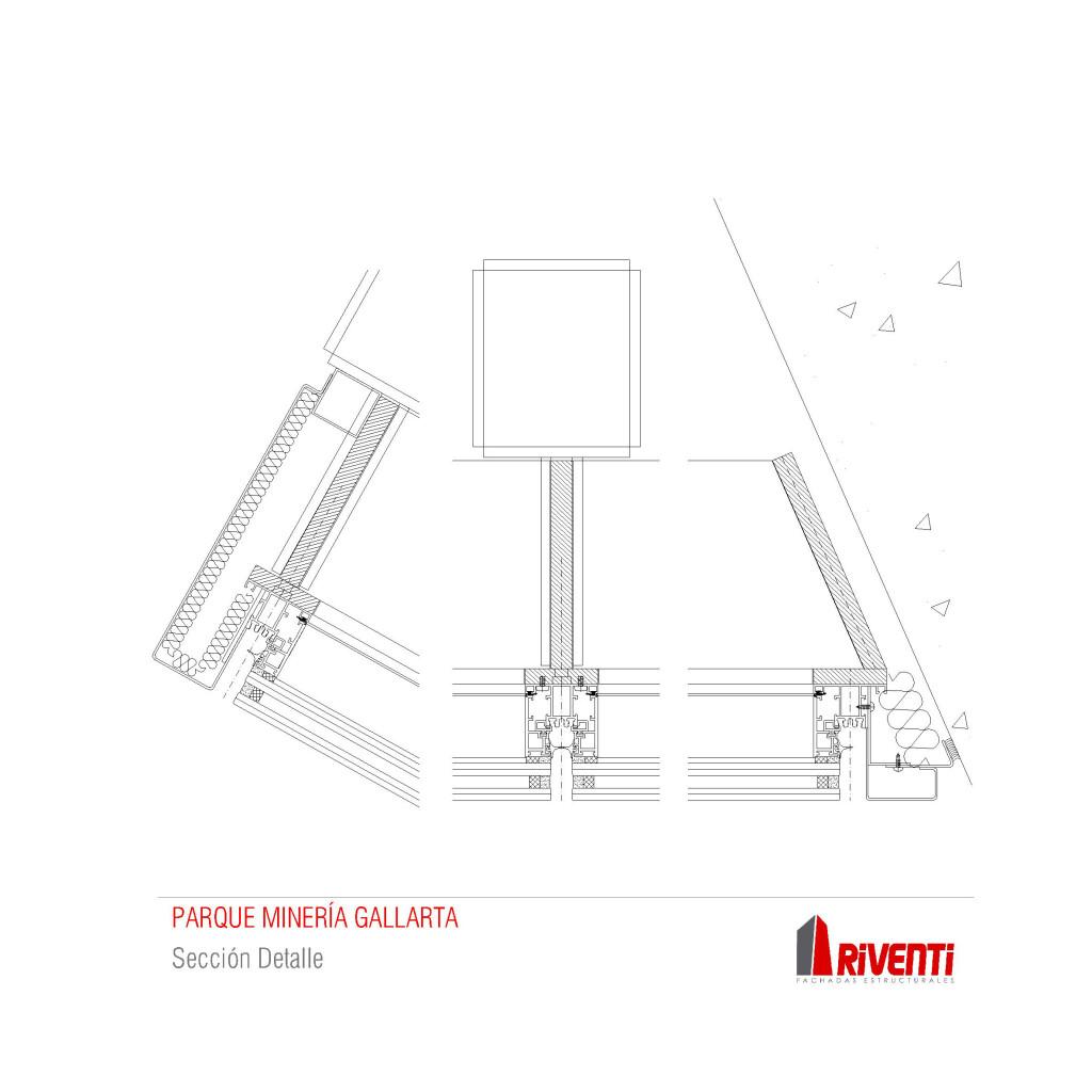 R-163_MUSEO MINERO-planta_3-3_1-5