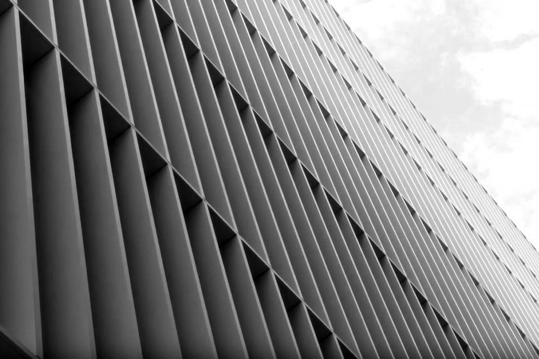 Fachada muro Cortina Biocruces