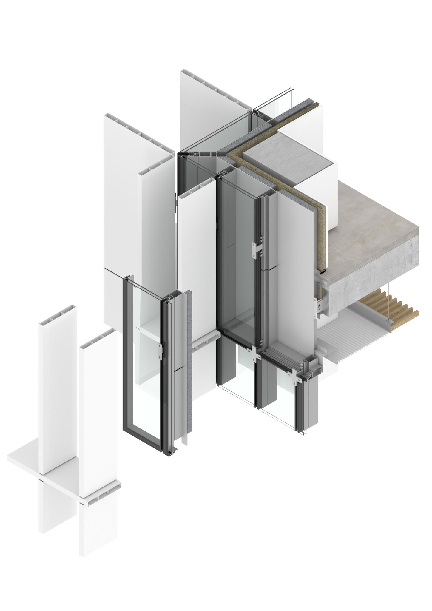 fachada-biocruces-axonométirca-constructiva_riventi