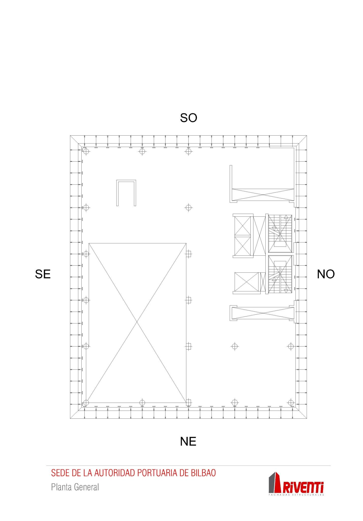 muro-cortina-sede-portuaria-bilbao-doble-piel-fachada-riventi-detalle-constructivo_planta