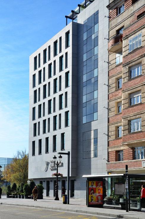Hotel Silken Burgos Gran Teatro Riventi 00