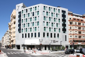 Hotel Silken Burgos Gran Teatro Riventi
