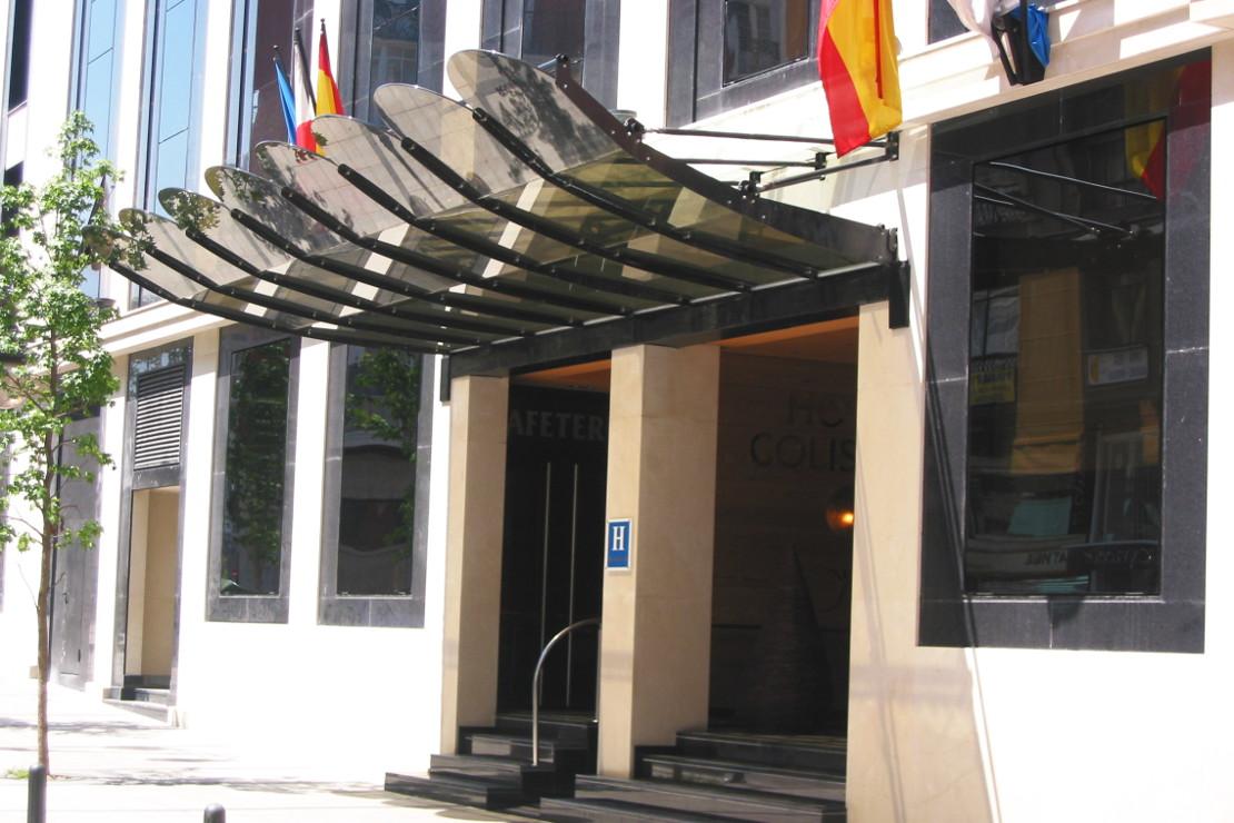 Hotel Colisseum Santader Riventi Marquesina 02