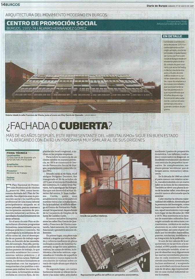170527_Diario de Burgos_Centro de Promoción social