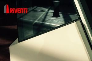 Muestra Muro Cortina Riventi R50SG y paneles GRC_1