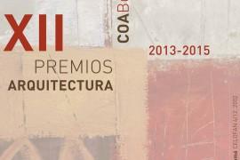 Cartel XII Premios arquitectura Burgos_0