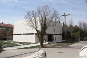 Capilla Retablo Rosarillo IX Premio Arquitectura
