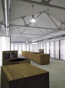 IX Premios Arquitectura Centro interpretación resina