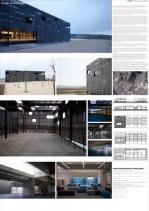 IX Premios Arquitectura Centro Recepción Visitantes Atapuerca