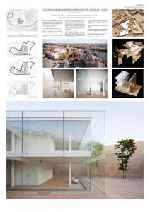 Consejo Consultivo Zamora _Campo Baeza IX Premio de Arquitectura