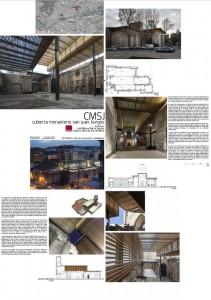 IX Premios Arquitectura _ Cubierta San Juan