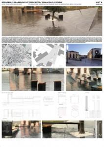 IX Premios Arquitectura Pza Mayor Traspinedo