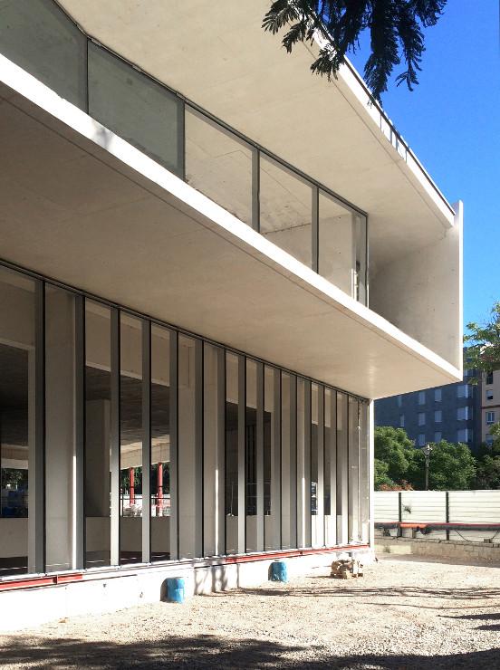 biblioteca-de-cordoba_riventi_01 Fachada Muro Cortina