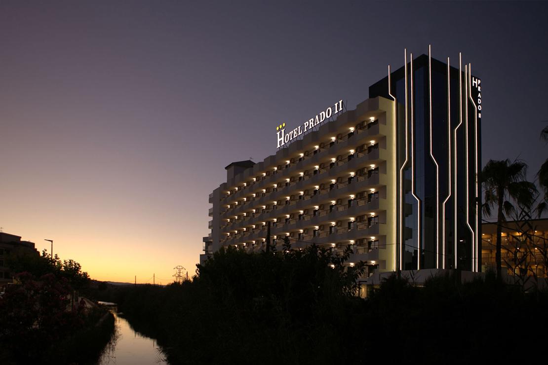 Hotel Pardo II, Peñíscola