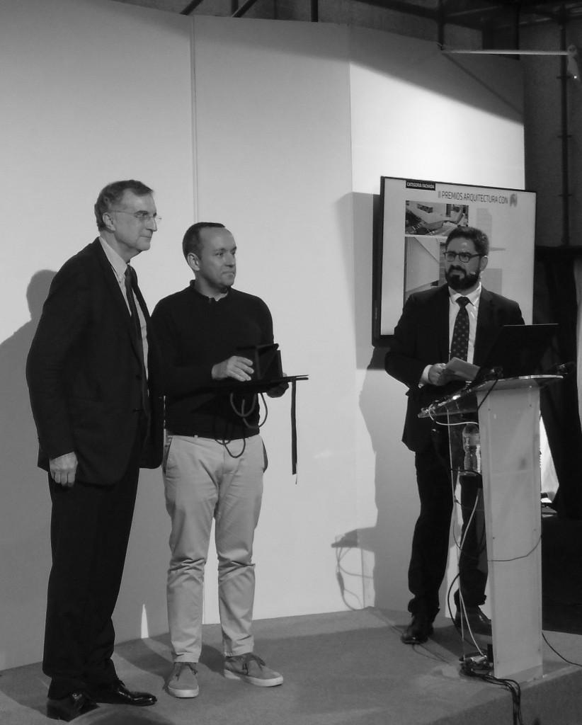 Entrega de premio Veteco-Asefave Mejor Fachada