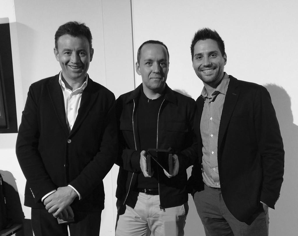 Entrega de premio Veteco-Asefave Mejor Fachada_con Gonzalo Carro